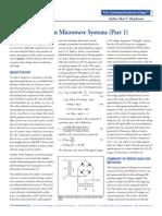 Mixers in Microwave Sstems WJ