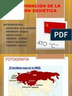 La Fundación de La Unión Soviética 4to c