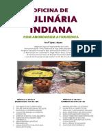 Apostila Culinária Indiana Ayurvedica