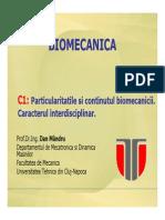 c1 Biomec IV Ie 2014
