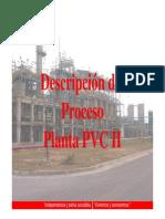 Descripción Planta PVC II