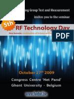 5thRFTechnologyDay_27102009