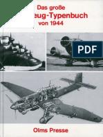 Flugzeug-Typenbuch 1944