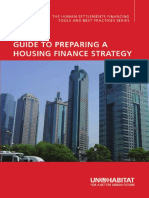Guide to Preparing a Housing Finance Strategy