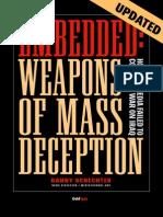Schechter  ~ Weapons of Mass Deception - Media Coverage of Iraq War
