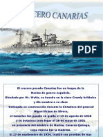 Crucero Canarias 1
