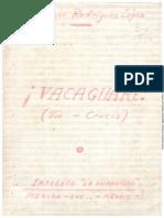 Secundino Delgado - Vacaguaré Viacrucis