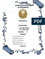 Informe Final De_topografia 2 Renzo