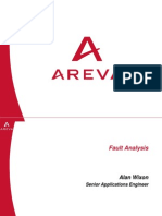 AREVA - Fault Analysis