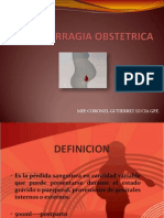 Hemorragia Obstetrica Expo