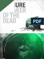 Digital Booklet - Speaker of the Dead
