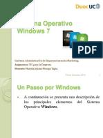 Tea1105 - So Windows 7