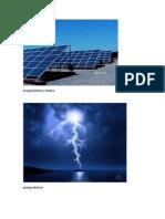 Energía Lumínica y Térmica