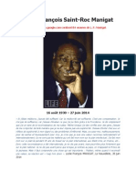 Quatre-Vingt Quatre (84) Textes de Leslie  Francois Manigat dans Google Books
