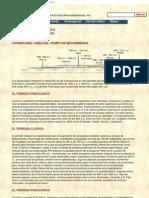 Cronologia de Mesoamerica