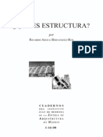 Manual Que Es Estructura