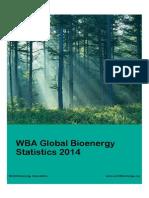 Global Bioenergy Statistics 2014