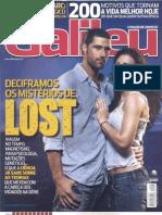 Revista Galileu - Março 2008
