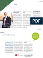 Första AP-fonden - Ersättningsfrågor i fokus
