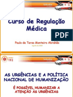 11 Tema 9 Humanizacao Da Atencao as Urgencias