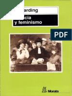 132842101 Harding Ciencia y Feminismo