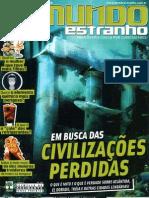Revista Mundo Estranho - Março 2008