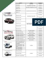 Pricelist Sept16 2013