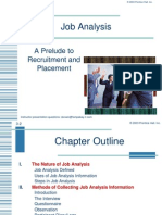 Job Analysis (English)