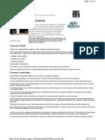 [Jean-Pierre Vickoff] PUMA Essential - Implantation, Moteurs (Article Consulté Le), 20131228