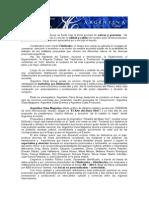César Martín - Presentación Institucional - Argentina Class Magazine