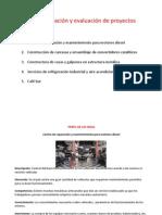 proyectos diapositivas