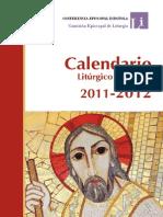 Calendario Liturgico Pastoral