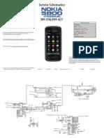 Nokia 5800xm Rm-356 Rm-427 Service Schematics v2