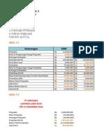 Tugas Excel Pengantar Akuntansi