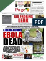 Monday, June 30, 2014 Edition