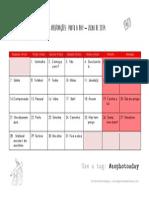 2014 - Calendário #Aophotoaday - Julho