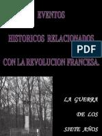 Eventos Historicos Relacionados Con La Revolucion Francesa