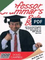 Professor Grammar's Rule Book.pdf