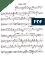 Preludio y Ballet - Manuel M. Ponce