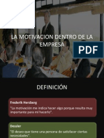 dcomportamientoorganizacionalmotivaciondentrodelaempresa-090803174033-phpapp01