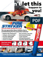 Fire Stryker A1 Poster - Car