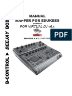 Bcd2000 Manual Mapper by Edukees (Español)