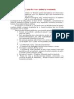Bolívar y Sus Decretos Sobre La Economía