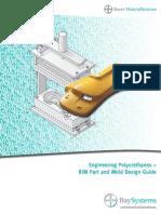 RIM PartMoldDesignGuide