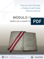 Mod II TeroriadelaConstitucion
