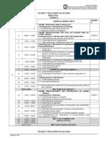 f.4 Ringkasan Yearly Teaching Plan 2014