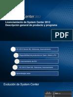 2 SC 2012 Licensing Product Program Overview L100_FINAL_sn_esp