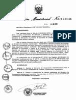 Modulo Deportivo Multiuso-IPD