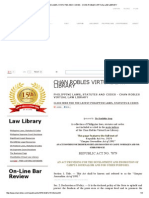 Philippine Laws, Statutes and Codes - Chan Robles Virtual Law Library