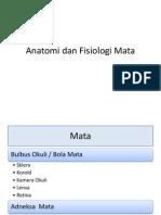 Anatomi Mata Presentasi
